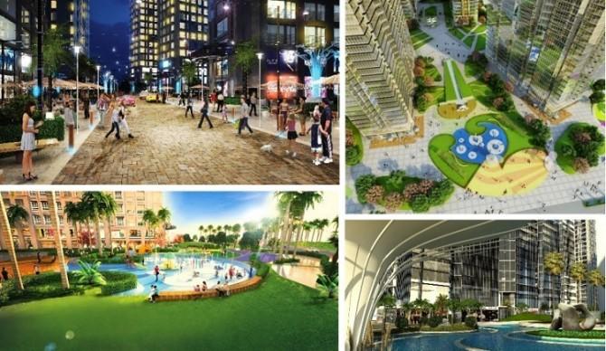Các dự án khu đô thị sinh thái tại Long An