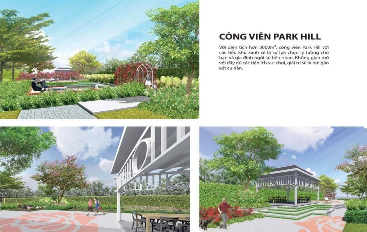 Công viên cây xanh Long Cang RiverPark