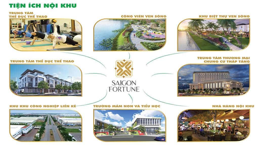 dự án saigon fortune